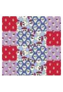 Papel De Parede Autocolante Rolo 0,58 X 3M - Azulejo Caveiras 269486411