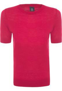 Blusa Feminina Merino - Vermelho