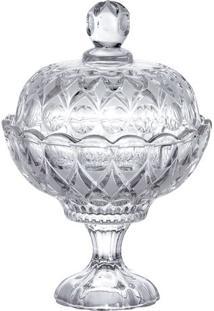 Bomboniere Angélica Frozen Com Pé- Cristal- 21,5Xø16Dynasty
