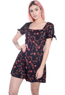 Vestido Boneca Florido (, Gg)