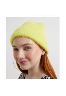 Gorro Neon Com Pelinhos | Accessories | Amarelo | U