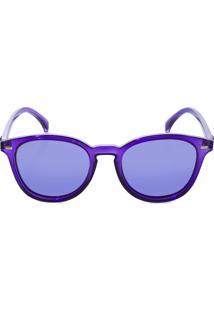 Óculos De Sol Bandwagon - Roxo
