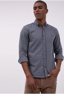 Camisa Manga Longa Comfort