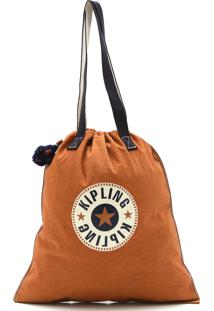 Bolsa Kipling I391818M Active Tan Caramelo