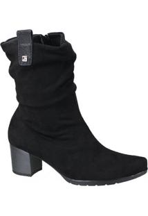 Bota Feminina Piccadilly Maxxitherapy Ankle Boot