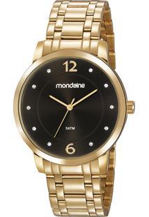 Relógio Analógico Mondaine Feminino - 83467Lpmvde3K Dourado