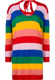 Chinti & Parker Suéter De Tricô Oversized - Vermelho