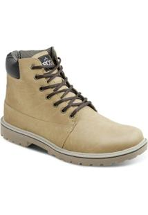 Bota Masculina Eco Canyon New Worker Yellow Boot - Masculino