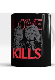 Caneca Love Kills