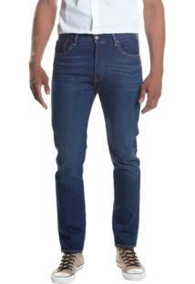 Calça Jeans 501 Taper Levis - Masculino