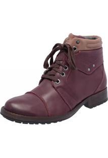 Bota Mega Boots 1012 Vinho