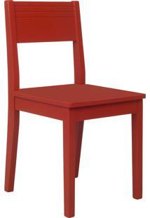 Cadeira Magã¡ - Vermelha