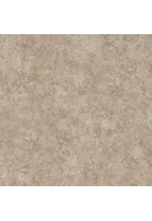 Papel De Parede Cimento Queimado Marrom (950X52)