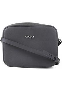 Bolsa Colcci Mini Bag Xangai Feminina - Feminino-Preto