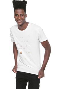 Camiseta Hang Loose Silk Hazards Branca