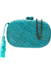 Serpui Chutch De Palha - Azul