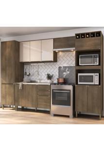 Cozinha Modulada Áustria A2887 - Casamia Elare