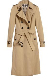 ... Burberry Trench Coat  The Chelsea  Longo - Nude   Neutrals 05ca8aa968c