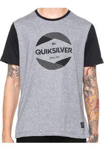 Camiseta Quiksilver Especial Pack Avant - Masculino
