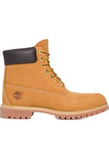 Bota Masculina Premium Boot Wheat - Amarelo