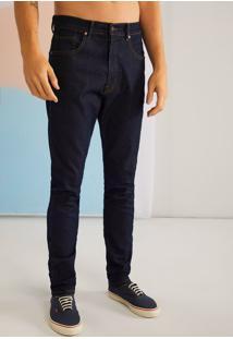 Calça Jeans Slim Cintura Baixa Noturno Jeans