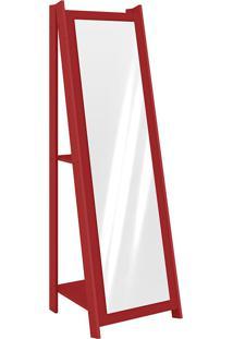 Espelheira Retrô Rt3083 - Movelbento - Vermelho