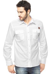 Camisa West Coast Branca