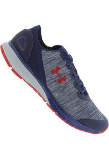 Tênis Under Armour Charged Escape 2 - Masculino - Azul Escuro