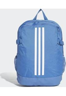 Mochila Adidas Power - Unissex-Azul+Branco