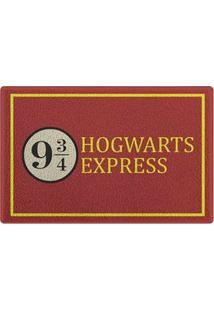 Capacho Hogwarts Express Harry Potter - 60 X 40