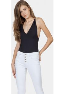 0fa47642e ... Calça Jeans Bali Cropped Duo Core Jeans - Lez A Lez