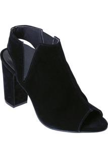 Ankle Boot Cris Preta