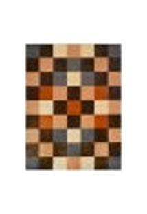 Tapete Marbella Dante Retangular (250X350Cm) Colorido