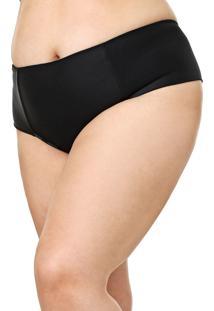 Calcinha Calvin Klein Underwear Hot Pant Day By Day Preta