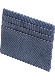 Carteira Isabella Brunelli Isa 12 Jeans - Azul
