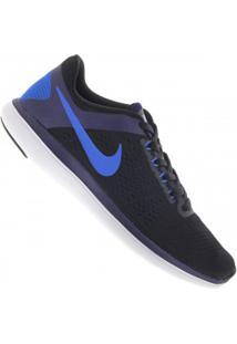 Tênis Nike Flex 2016 Rn - Masculino - Preto/Azul