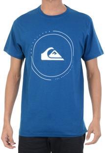 Camiseta Quiksilver Star Clock - Masculino