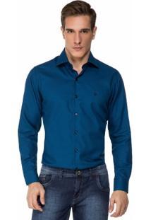 Camisa Baumgarten Quadriculada - Masculino