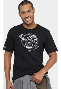 Camiseta Lost Smiling In Space Masculina - Masculino