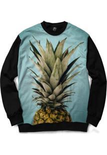 Blusa Bsc Pineapple Full Print - Masculino