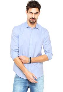 Camisa Reserva José Azul