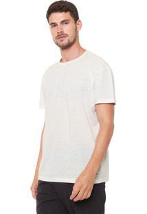 Camiseta Reserva Degradê Sunset Off-White