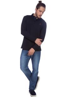 Camisa Polo Slim