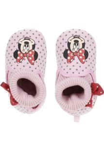 Pantufa Disney - Feminino