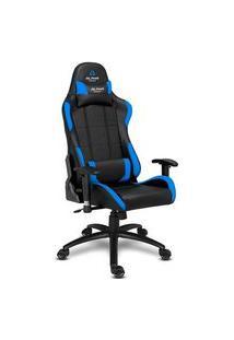 Cadeira Gamer Alpha Gamer Vega, Black Blue