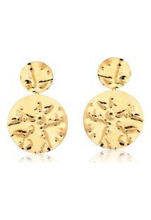 Brinco Le Diamond Metais Dourado