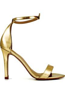 Sandália Le Bianco - Feminino-Dourado