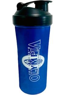 Coqueteleira Azul Mr. Olympia Ultimate N - 700Ml - Unissex