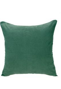 Capa Para Almofada Mazzer Verde
