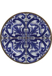 Prato Sobremesa Alleanza Coimbra Cerâmica 19,5Cm